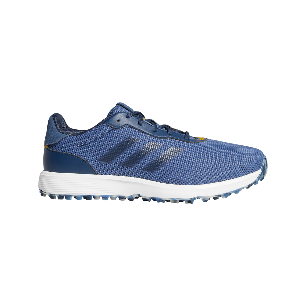 adidas S2G Spikeless Golf Shoes CREW BLUE/CREW NAVY/CREW YELLOW