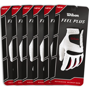 Wilson Feel Plus Glove Multi Buy