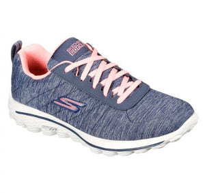 Skechers Go Walk Sport Women's Navy/Pink