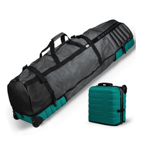 Sun Mountain Travel Kube Tropic/Gunmetal