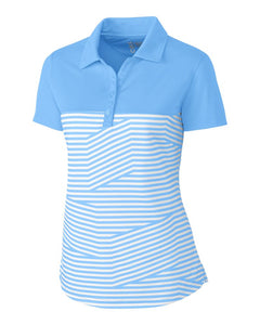 CBUK Ladies Spree Polo - Blue