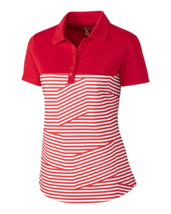 CBUK Ladies Spree Polo - Red