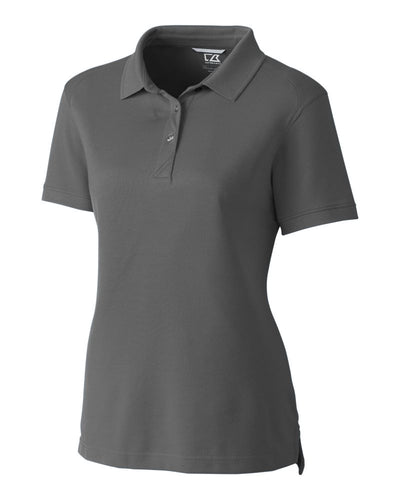 CB DryTec Advantage Women's Polo Elemental Grey