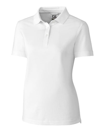 CB DryTec Advantage Women's Polo White