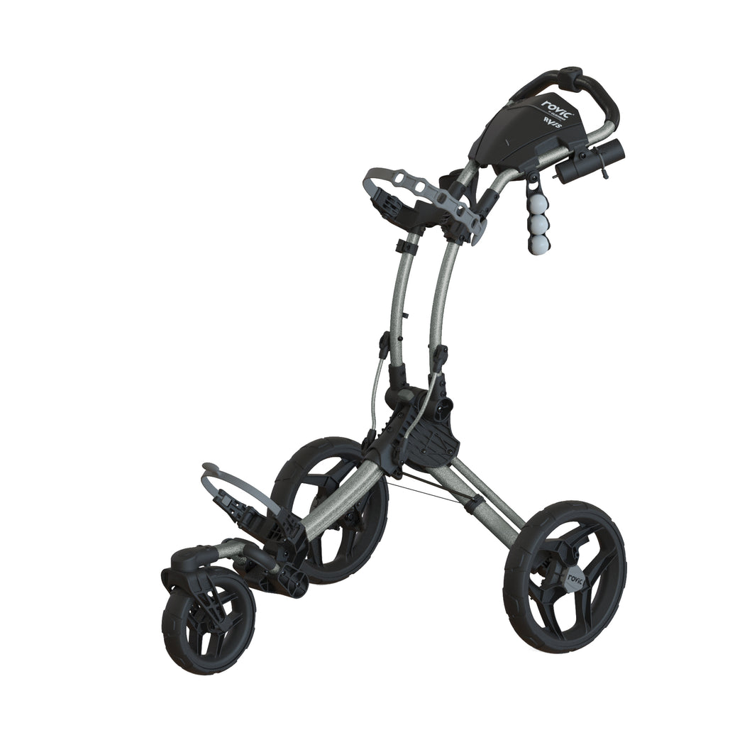 Rovic RV1S Buggy Silver Black