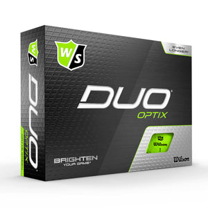 Wilson Staff Duo Optix Green