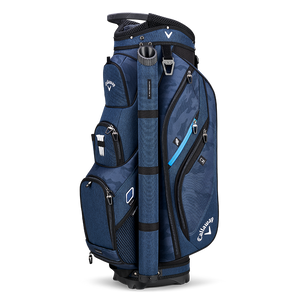 Callaway Forrester Cart Bag Navy Camo Royal