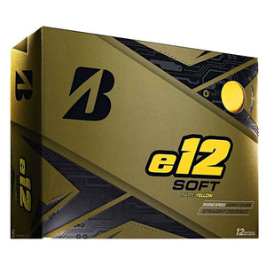 Bridgestone e12 Soft Matte Yellow