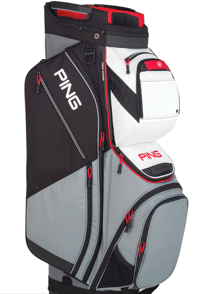 Ping Pioneer 191 Silver/White/Scarlet