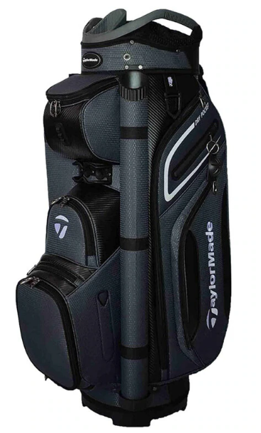TaylorMade Premium Cart Grey/Black/White