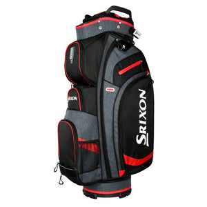 Srixon Performance Cart Bag Black/Red