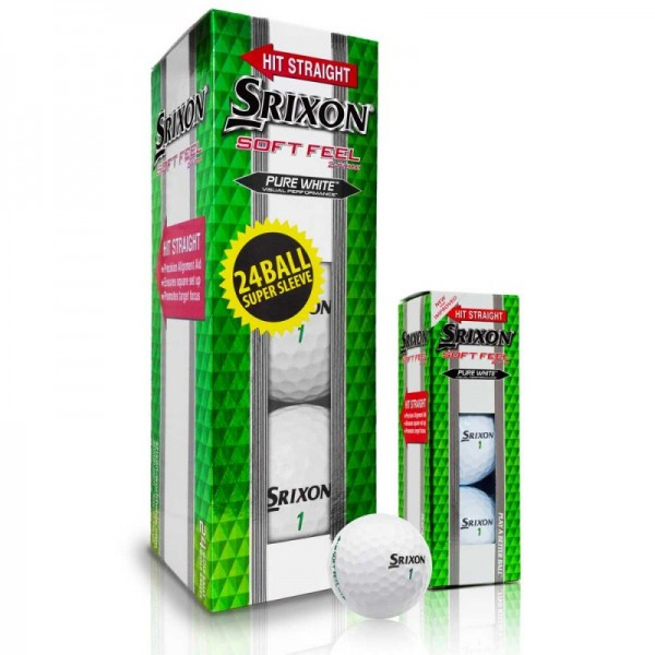 Srixon Soft Feel Super Sleeve