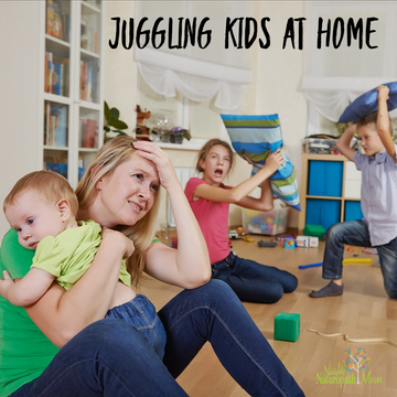 Ask Alisha - Juggling Kids at Home