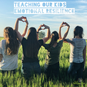 Ask Alisha - Teaching Our Kids Emotional Resilience