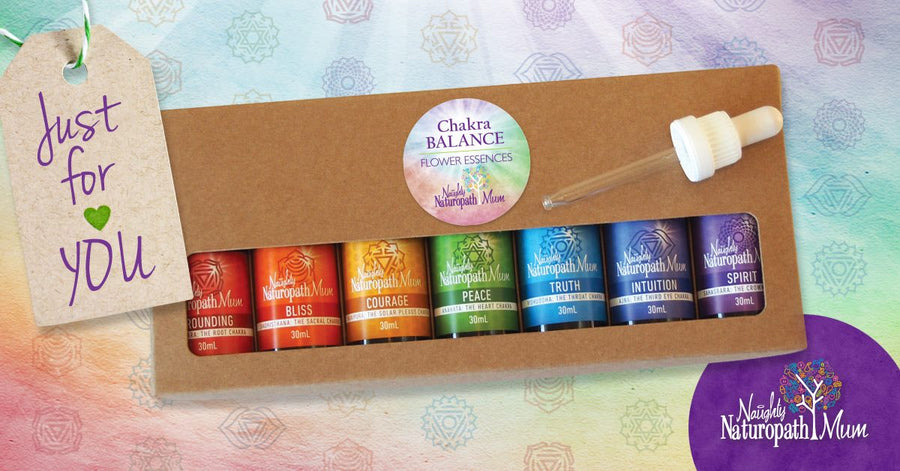 Chakra Pack in Box
