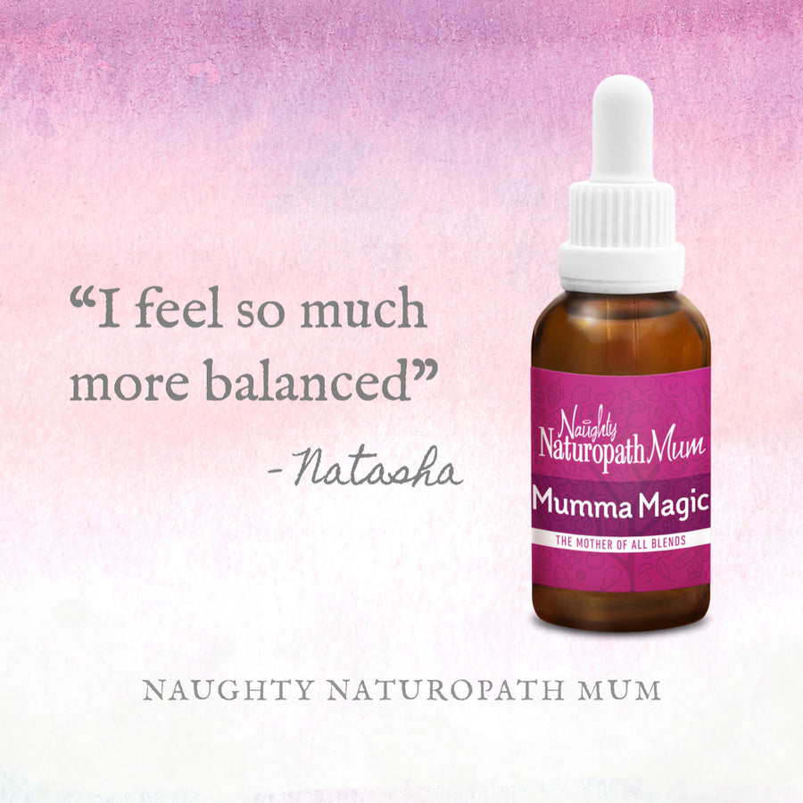 Mumma Magic - The Mother of all Blends