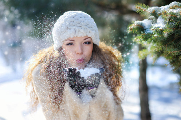Four Ways To Save Your Winter Skin