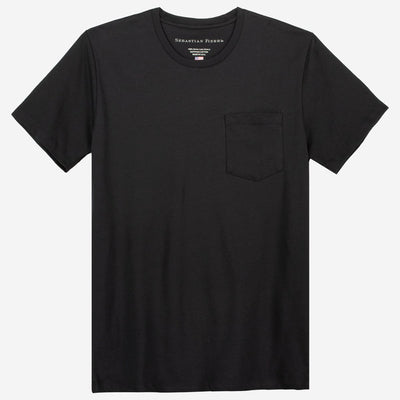 Egyptian Cotton - Pocket Crew - NEW
