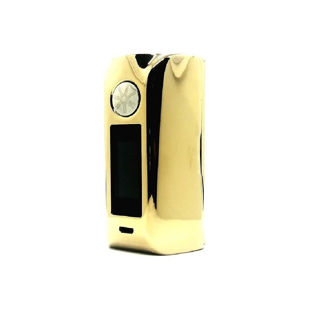 Asmodus Minikin 2 Box Mod in Gold Eightvape