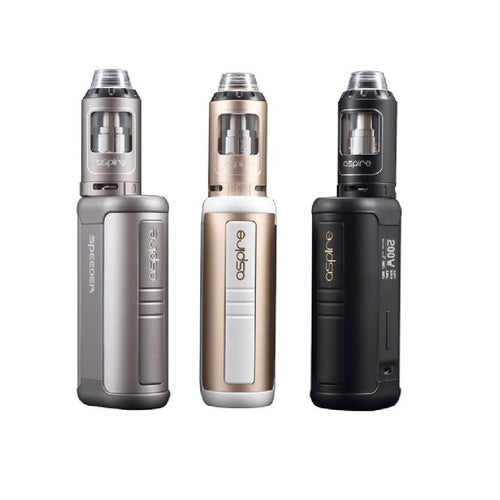 Aspire Speeder Full Kit in Color Options