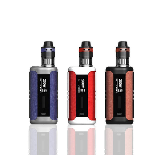 Aspire Speeder Revvo Leather Edition | Kit and Mod Only