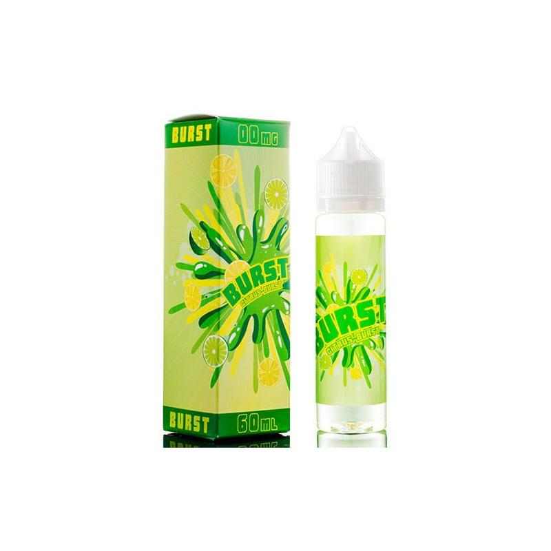 Burst eLiquids in 60ml - Citrus Burst eJuice
