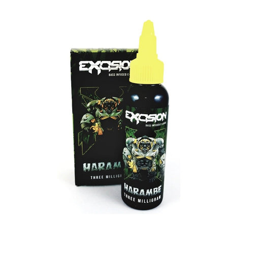 AltZero and Excision E Liquid Harambe Vape Juice