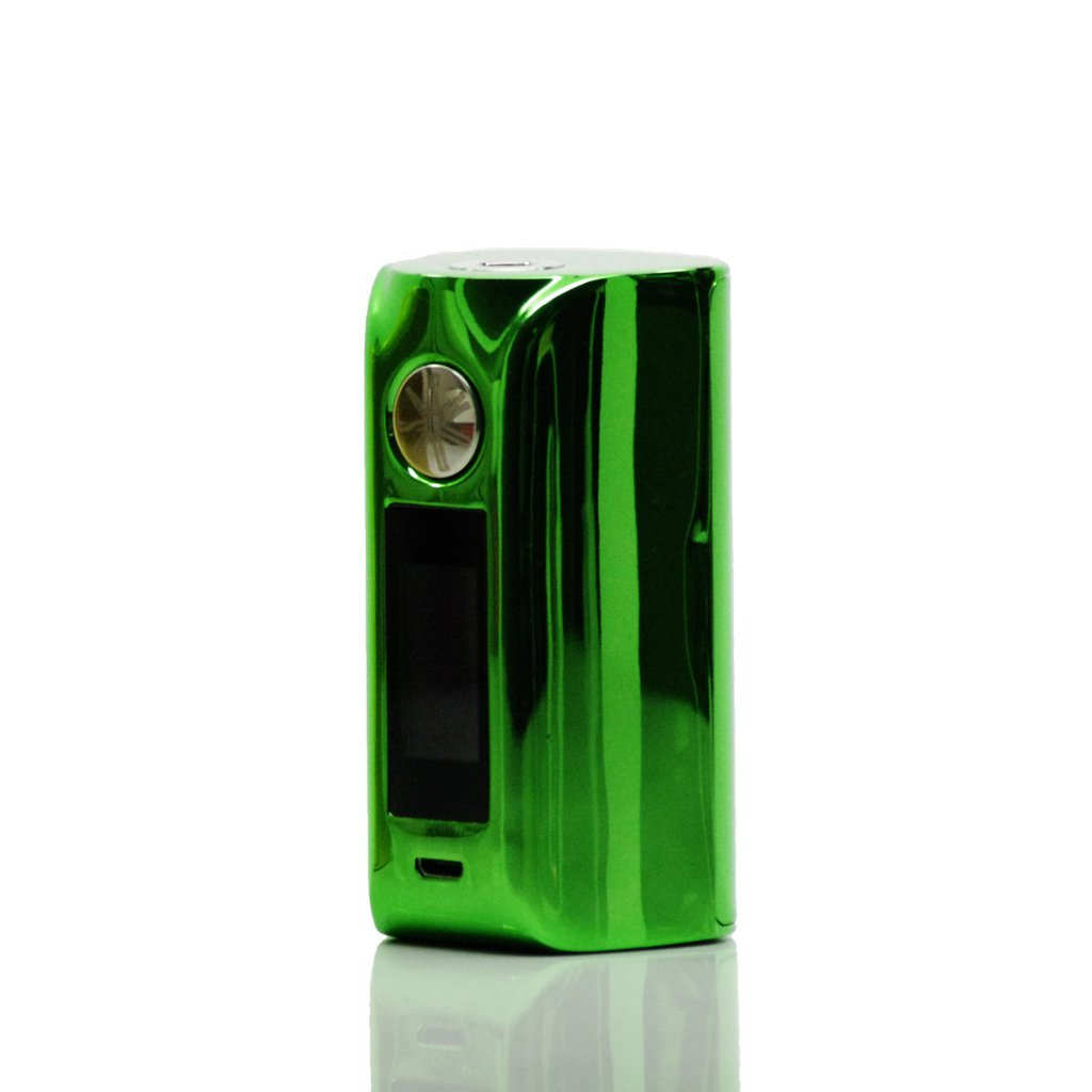 Shop Best Prices for Asmodus Minikin V2 180W TS Mod in Chrome Green