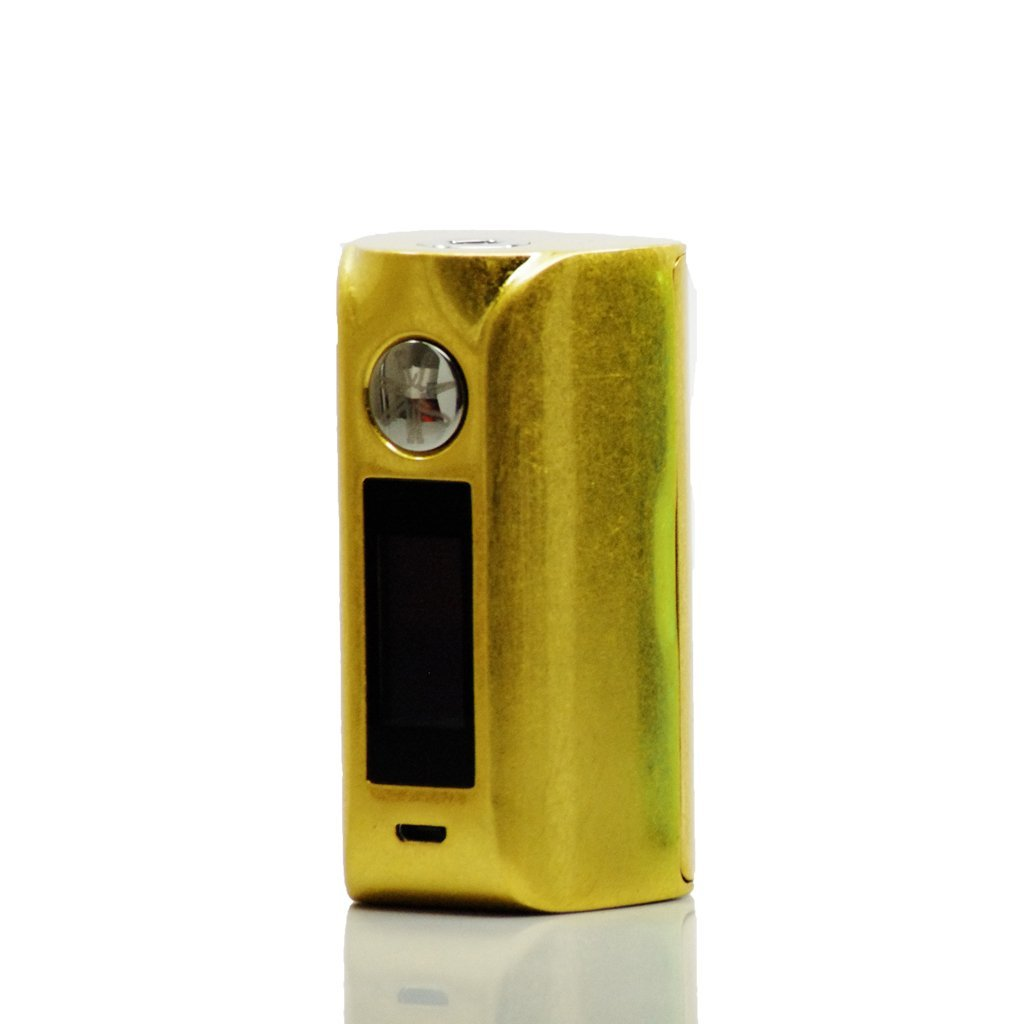Shop Eightvape for best pricing on Asmodus Minikin V2 180W Touch Screen Mod in Gold Grit