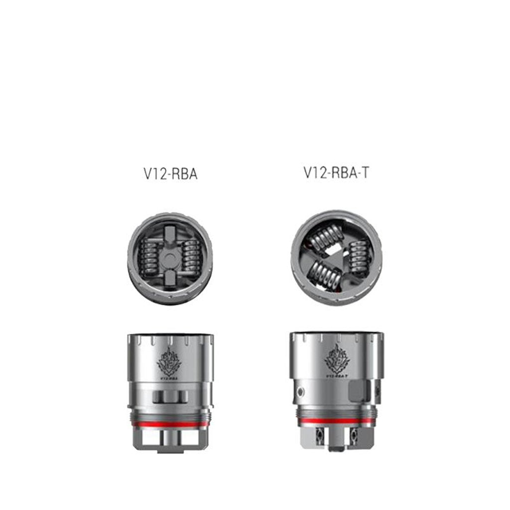Smok TFV12 RBA Atomizer Head (Pack of 1)