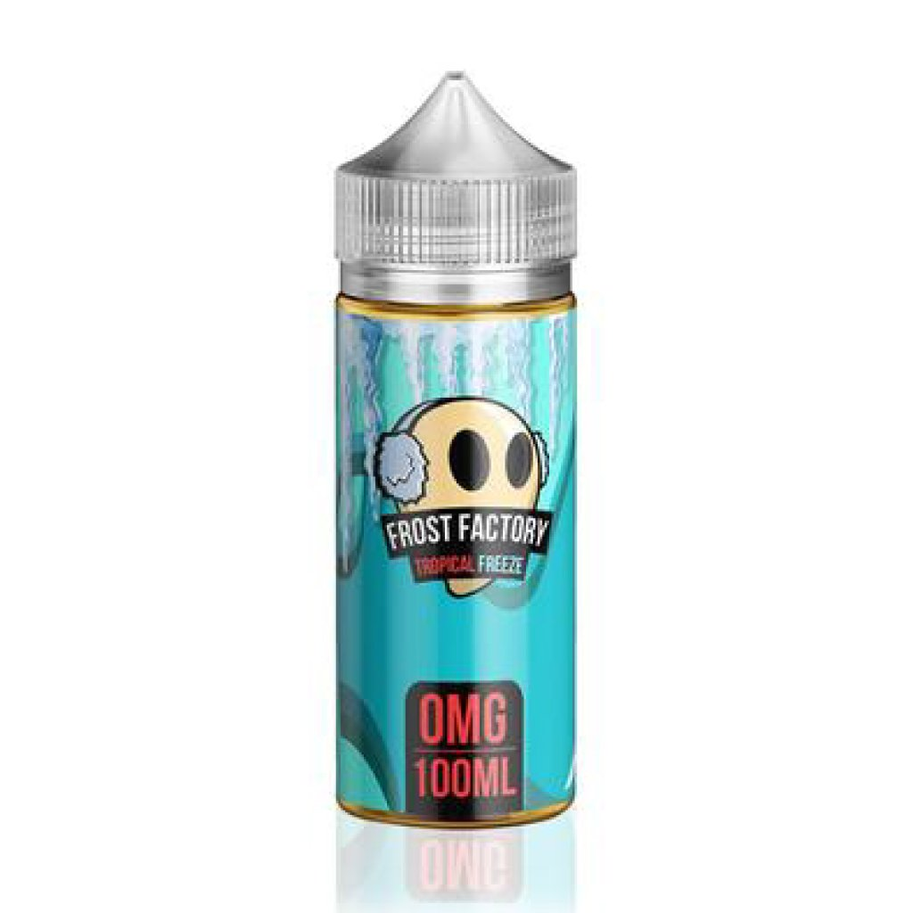 Frost Factory Eliquid Tropical Freeze 100ml