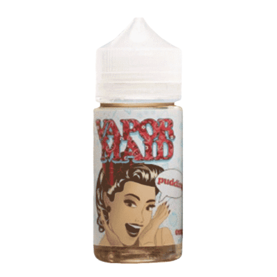 Vapor Maid Pudding 100ml Eliquid