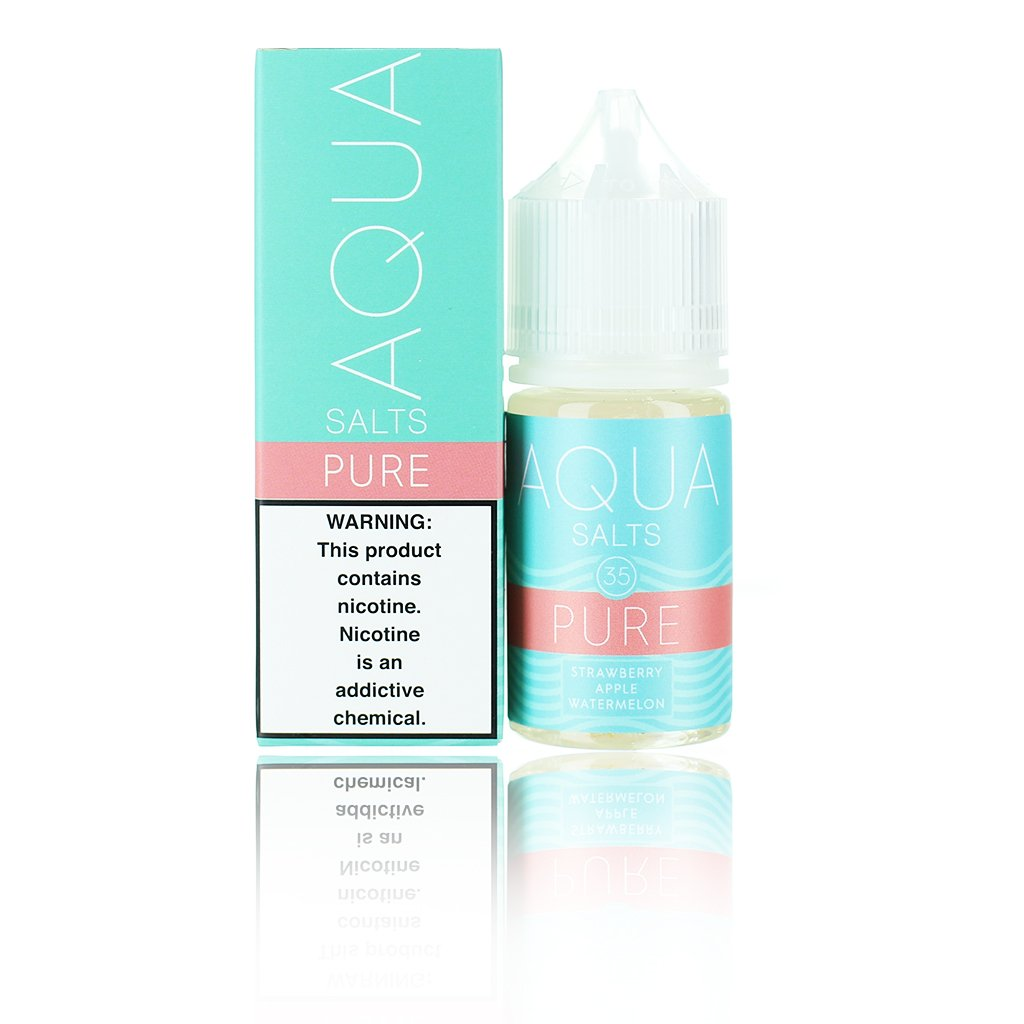 Aqua Salts Pure Nic Salt Vape Juice