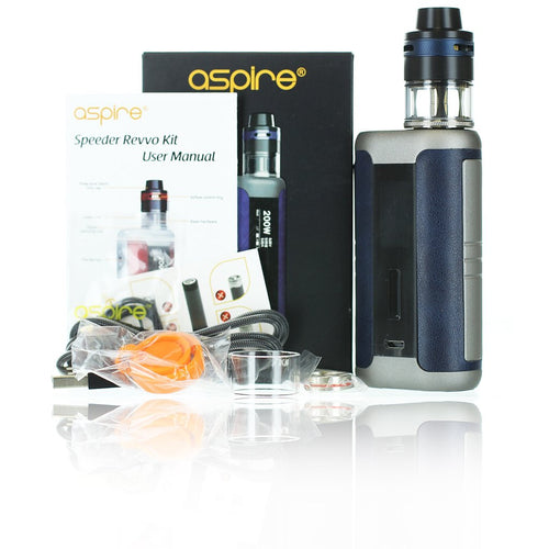 Aspire Speeder Revvo Leather 200W Kit