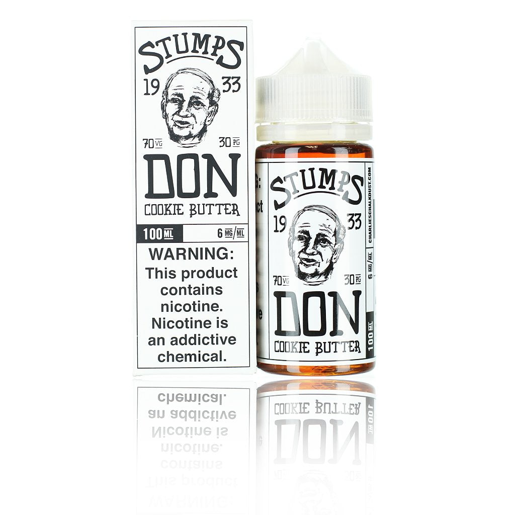 Charlie's Chalk Dust Stumps Don 100ml Vape Juice