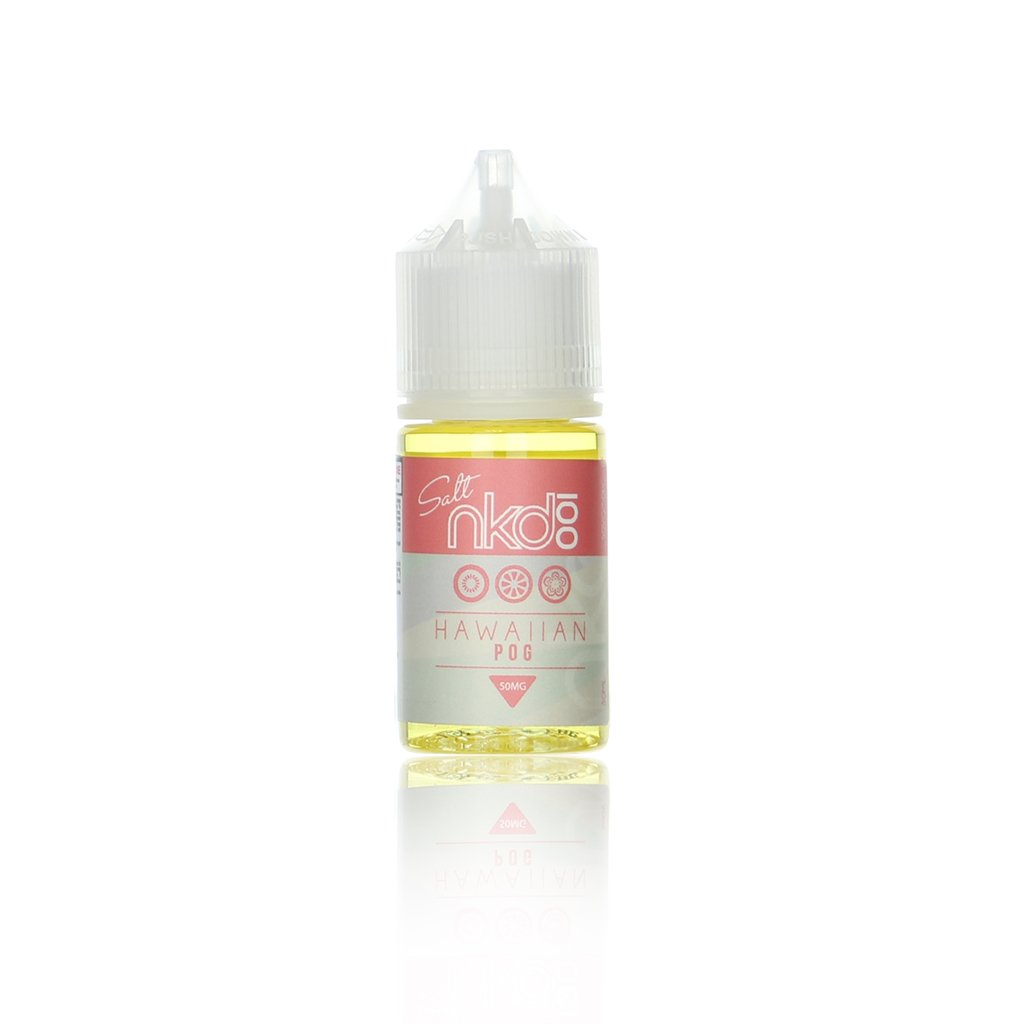 Naked100 Salts Hawaiian POG 30ml Nic Salt Vape Juice