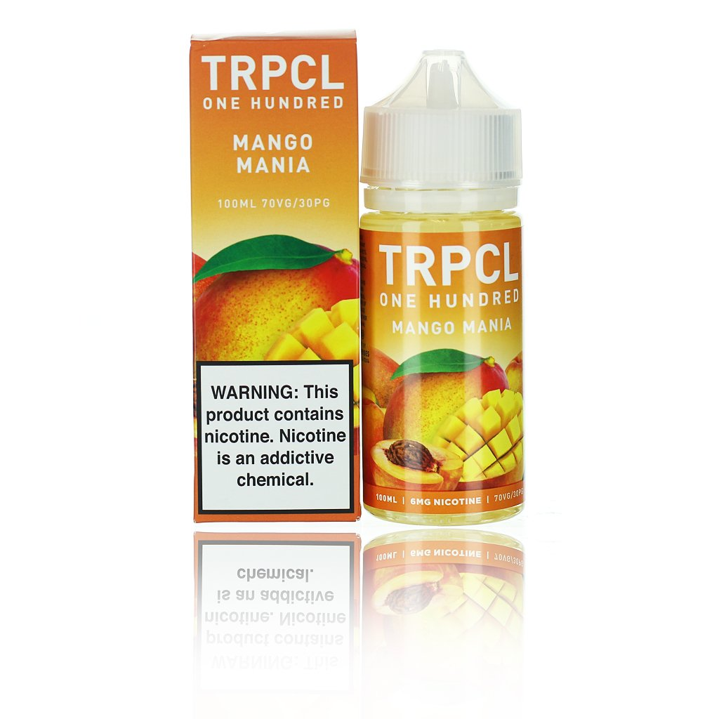 Prophet Premium Blends Mango Mania 100ml Vape Juice