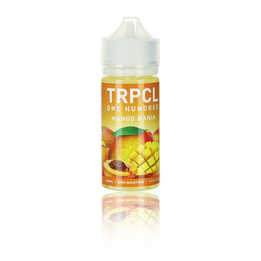 TRPCL ONE HUNDRED Mango Mania 100ml Vape Juice