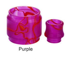Blitz TFV12 Cloud Beast King Replacement Resin Purple