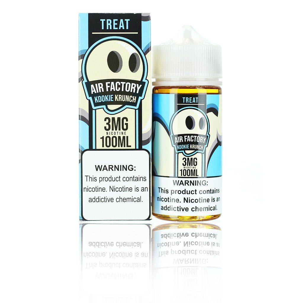 Treat Factory Kookie Krunch 100ml Vape Juice