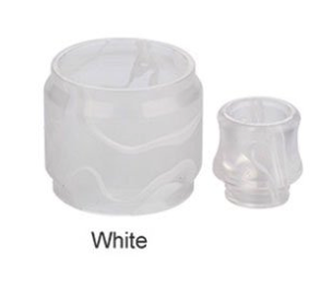 Blitz TFV12 Cloud Beast King Replacement Resin White