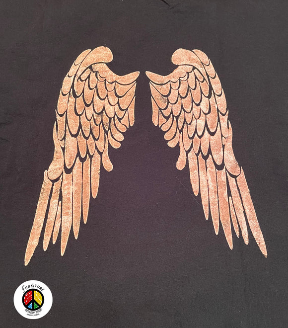 Angel Wing Stencil - Pre Order Shipping Details in Description