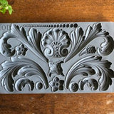 Acanthus Scroll IOD Decor Moulds