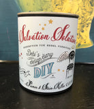 Wood Stain Blocker DIY CLEAR Salvation Solution