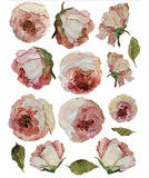 IOD Painterly Florals Transfers (New format)