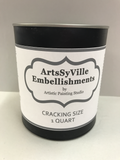 Cracking Size | Artistic Painting Studio