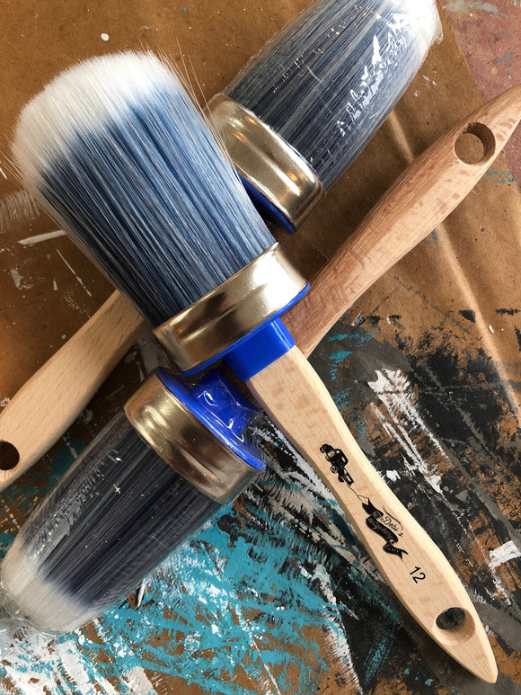 Well Rounded Brush | DIY Paint
