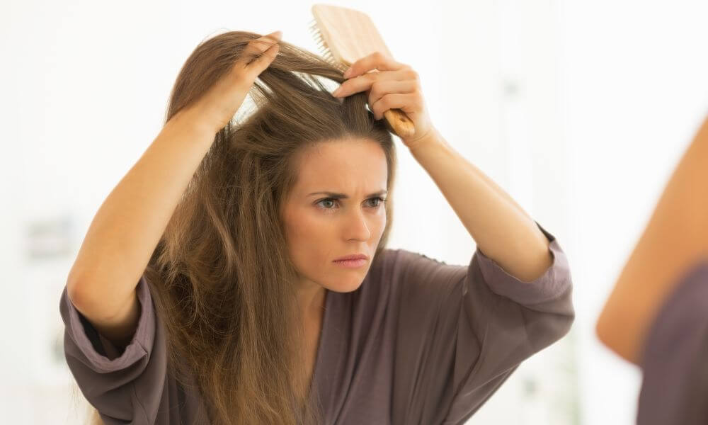 How to get rid of dandruff fast? - Healing Your Flaky & Itchy scalp