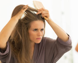 How To Get Rid Of Dandruff Quickly & For Good