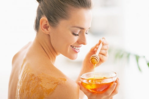 manuka honey for the skin